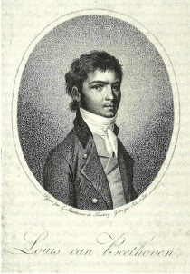 nuori Beethoven