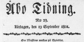 Åbo Tidning