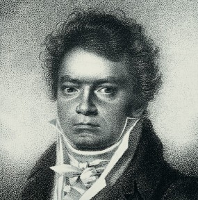 Beethoven - piirros